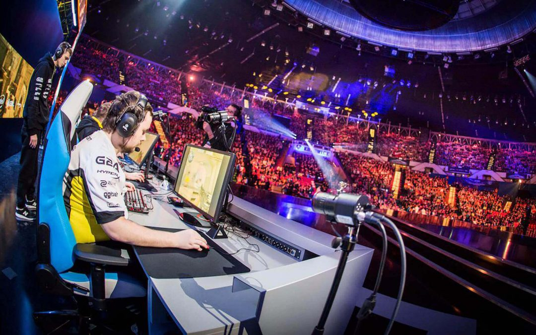 The Many Kinds Of E-Sports Betting